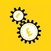 Money and resources icon