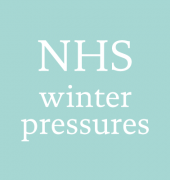 What do winter pressures mean for paediatric care?