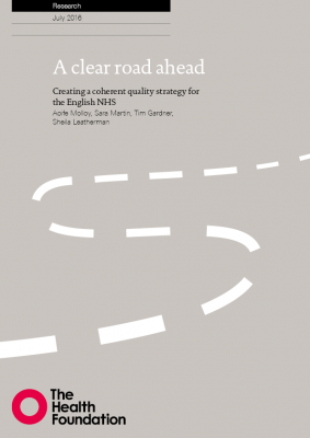 A clear road ahead