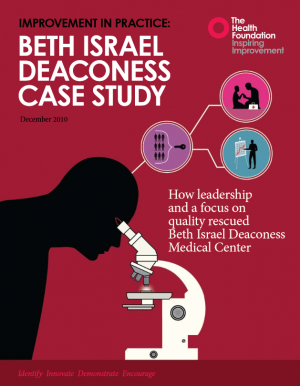 Case study: Beth Israel Deaconess Medical Center