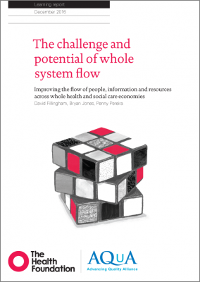 The challenge and potential of whole system flow
