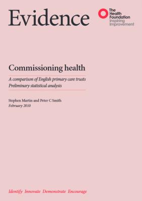 Commissioning health