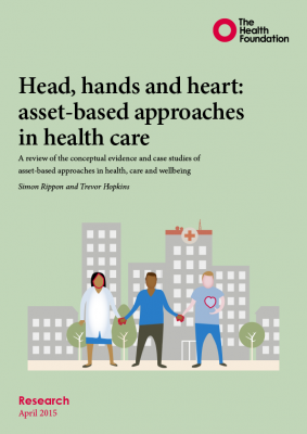 Head, hands and heart: asset-based approaches in health care