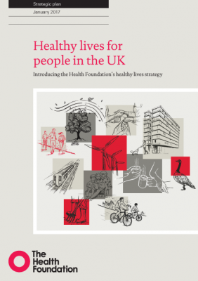 Healthy lives for people in the UK