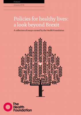 Policies for healthy lives: a look beyond Brexit