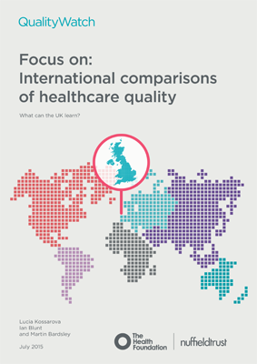 Focus on: International comparisons of healthcare quality