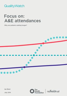 QualityWatch: Focus on A&E attendances