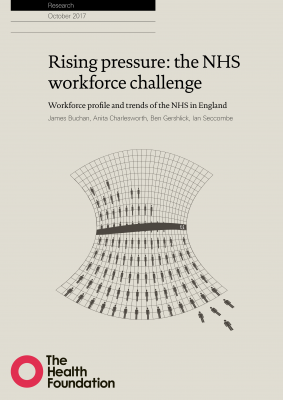 Rising pressure: the NHS workforce challenge