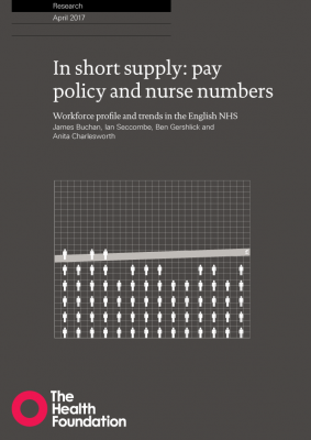 In short supply: pay policy and nurse numbers