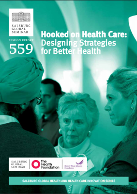 Hooked on Health Care: Designing Strategies for Better Health